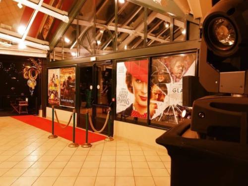 Anniversaire Thème Cinema